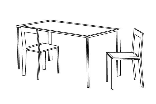 Christian piccolo studio design communication - Il tavolo da disegno ...